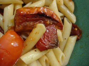 Umami Roasted Tomato Pasta